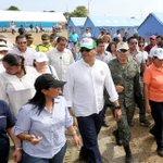 Min. @LidiceLarrea recorre y supervisa funcionamiento del albergue en el cantón #Jama #JuntosPorManabí @MashiRafael https://t.co/m3dAfmjqF1