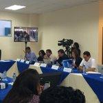 Inicia #ConversatorioMedios con la presencia de @MashiRafael Presidente del #Ecuador desde la #UE Guadalupe Larriva. https://t.co/2VPfVIfVFx