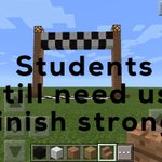 My June 6 Word story: Kids still need us; finish strong. #ldsb #6wordstories #onted Art by @NoahB_2 https://t.co/e7ldEhgCKs
