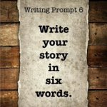 June challenge: What is your 6 word story to end the school year on a positive? #LDSB #SJAM #6wordstories #onted https://t.co/tAwGfyyRKL
