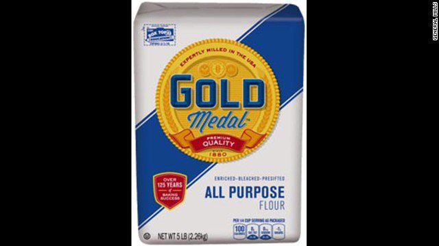 38 cases of illnesses caused by E. coli prompts massive General Mills flour recall.
