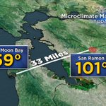 33 miles. 42 degrees... Only in the #SF #BayArea #cawx https://t.co/vgv77cYGoH