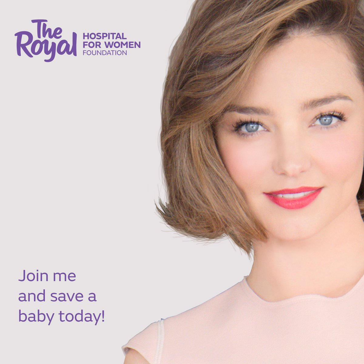 Proud 2 b ambassador 4 @royalforwomen. I was a premature baby myself & was saved.Donate @ https://t.co/RX8BImk0bd https://t.co/b0OxIltmdc