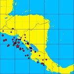 #ÚltimaHoraTN8 Sismo de magnitud 3.3 a 15 kilómetro de profundidad se registró frente a Poneloya. https://t.co/DWV5f19vA1