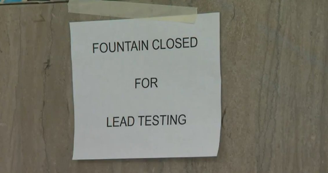 Portland Public Schools failed to disclose excessive lead levels at 47 school buildings. https://t.co/VnJrdyNEv3 https://t.co/pW26LI0Znt