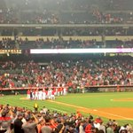 CJ CRON WALKOFF! 2-run homer in the 9th, @Angels win a wild one over the Tigers 11-9. https://t.co/uDiw07m0A9