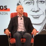 """Jeff Bezos: """"The longer youve been around, the more humble you become about tech."""" #codecon https://t.co/54mQyJQxUG"""