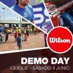 Este sábado es el Demo Day con @massunico en el Club de Tenis Huayquique de 11 a 12:30 horas #Iquique ???????????? https://t.co/bzRvdZhQjM