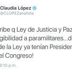 Le recuerdo a Uribe: A cambio de votos para su elección y reelección dio a paras: DAS, Incoder, Notarías, mermelada https://t.co/fUGZuqUDLo