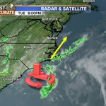 Multiple fronts & remnants of #TS #Bonnie, how it all could impact your #Baltimore forecast on @ABC2News at 11p! https://t.co/w5ZJBFekcF