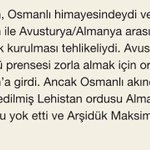 #TarihteBugün Avusturya Arşidükü ile Lehistan Prensesinin evlenmesine Osmanlı Devleti izin vermedi. 26 Haziran 1588 https://t.co/DIhOPoPckP