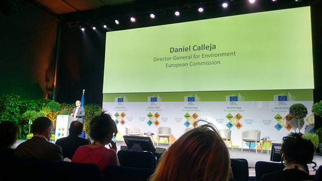 """Sustainable investment is not about additional costs; it's about securing the future"" @DCallejaEC #EUGreenWeek #csr https://t.co/WOcwB7S4H9"