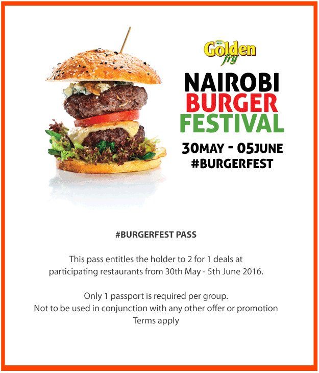 Don't have your #BurgerFest pass? here's one you can use! Present it on your phone at any participating restaurant. https://t.co/dGS20FBjNq
