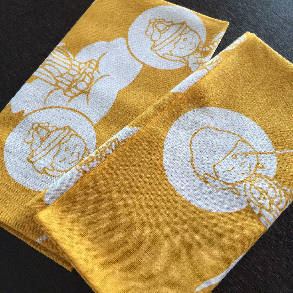 阿弥陀三尊来迎てぬぐいを作りました。よろしくお願いいたします。 https://t.co/uLavOpN18Y https://t.co/gRNpgmnAZ4