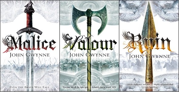 Those of you who are not *yet* fans of John Gwynne- tell us your fave fantasy artefact to WIN the first 3 books! https://t.co/uJ92LJU5vK