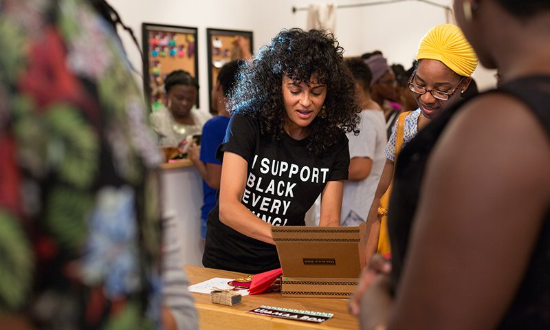 BLACK-OWNED RETAIL MONTH starts today! Check out what deals the 77 businesses are offering! https://t.co/CYvrioxd5T https://t.co/PVuV1GeB2I