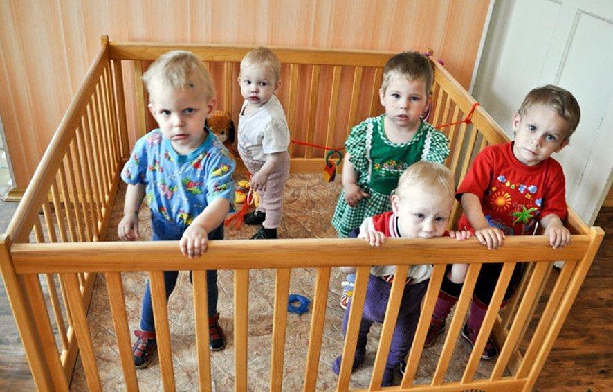 Домашние условия детского дома 73