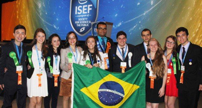 Delegação brasileira leva 12 prêmios em feira internacional de ciências e engenharia https://t.co/OWk5ytqk08 https://t.co/7z8y5P2UTO