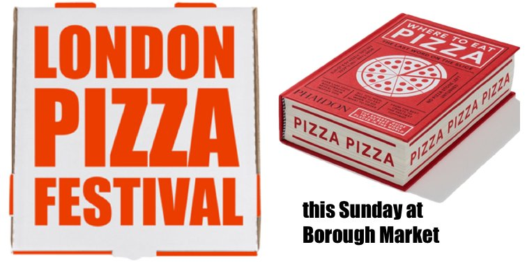 #win 1 of 2 pairs of #LondonPizzaFestival #VIP tickets. to enter RT & follow @WhereToEatPizza. https://t.co/SAzRxtuTm1