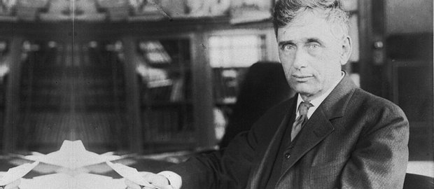 100 years ago today, Louis D. #Brandeis was confirmed to the U.S. Supreme Court. https://t.co/NKbuMCmuvc #ldb100 https://t.co/5189PiN2Dk