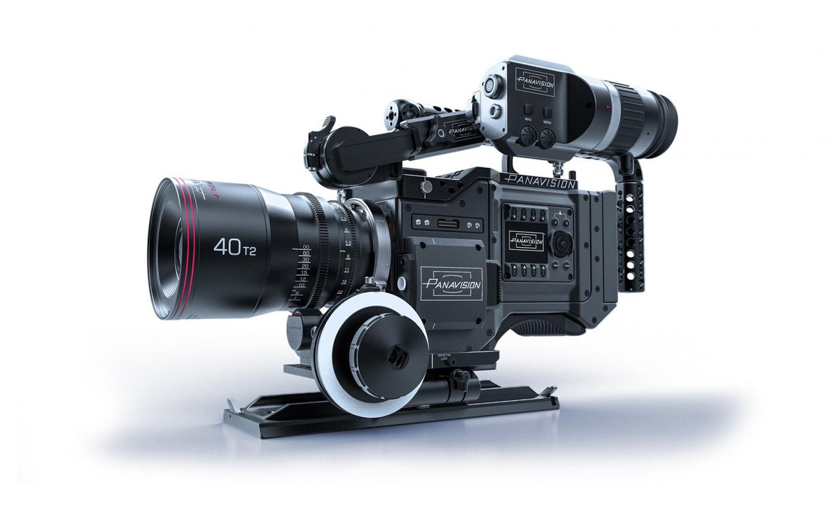 Panavision announce 8K DXL cinema camera with RED sensor and Light Iron colour science https://t.co/mfRw77TR93 https://t.co/Ct8HWaJLV5