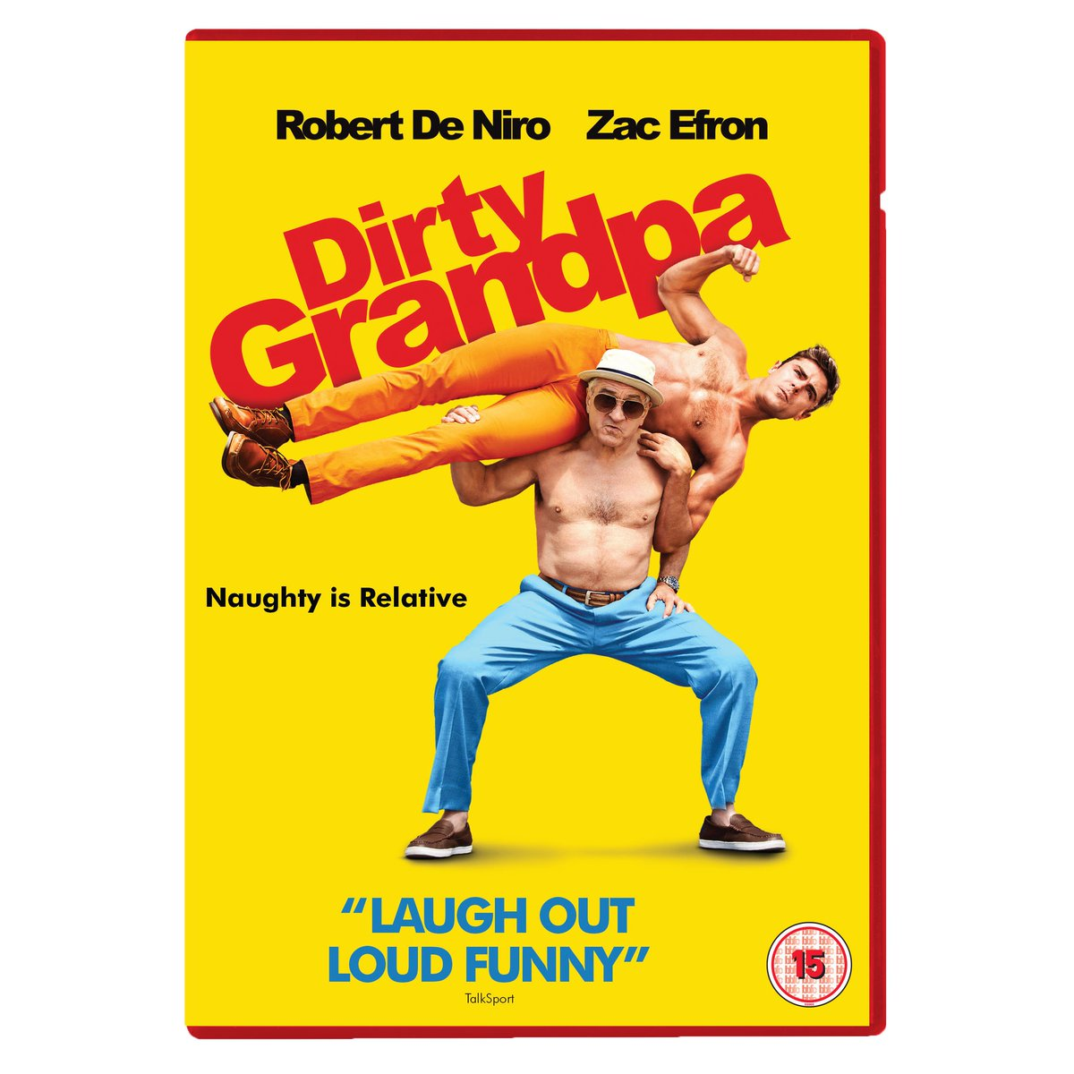Win! Follow @CultBoxTV and RT for a chance to win one of four 'Dirty Grandpa' DVDs https://t.co/wq6KWJD49w https://t.co/XHCbVbFMPC
