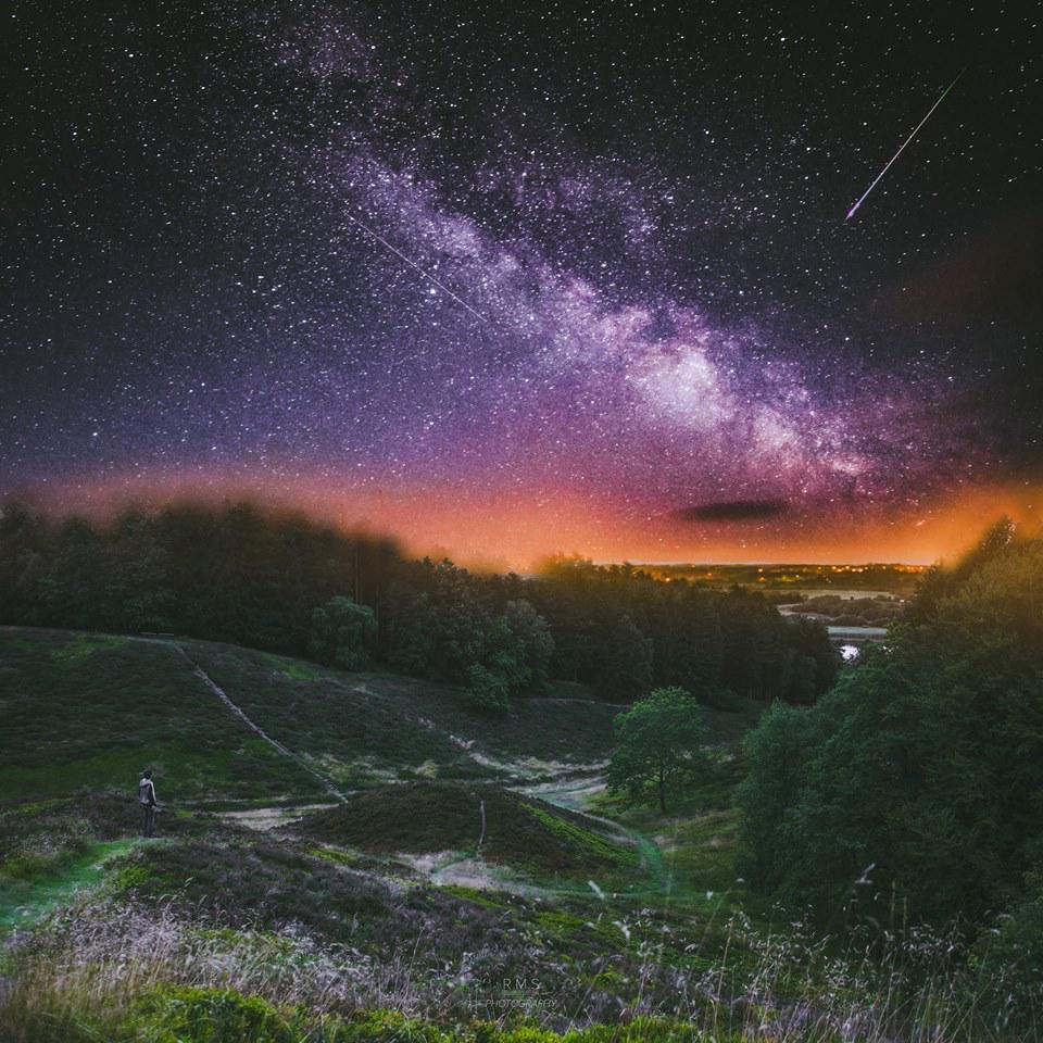 Milky Way Over Denmark | Photography by ©Ruslan Merzlyakov https://t.co/hLNcpsMWn0