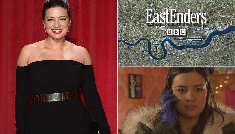 EastEnders spoilers: Is Hollyoaks's @SophieAustin1 joining the BBC One soap?! Find out: