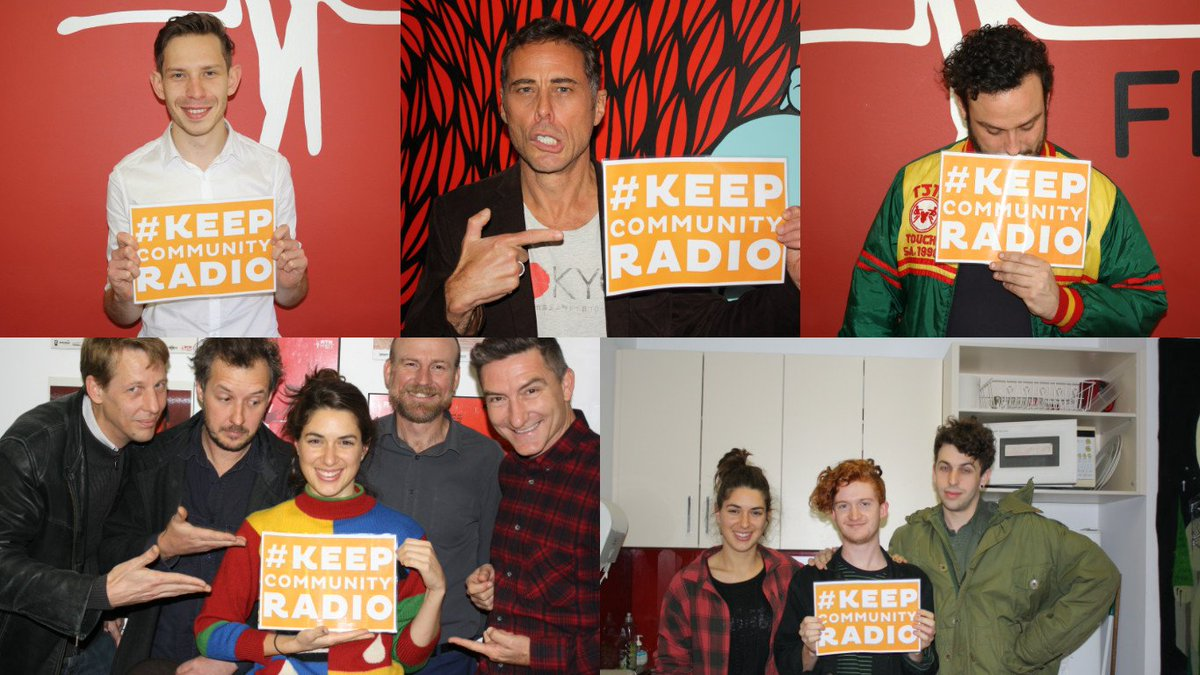Tomorrow is a National Day of Action to #KeepCommunityRadio -- head to https://t.co/73p90cqsBr and sign the petition https://t.co/G2VxqA6AXq