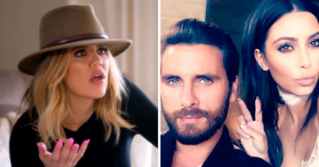 Woah. Khloe Kardashian LOSES it with Scott Disick over his behaviour at *that* dinner...