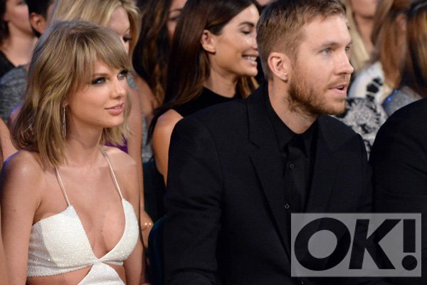 Shake It Off singer Taylor Swift splits from Calvin Harris: