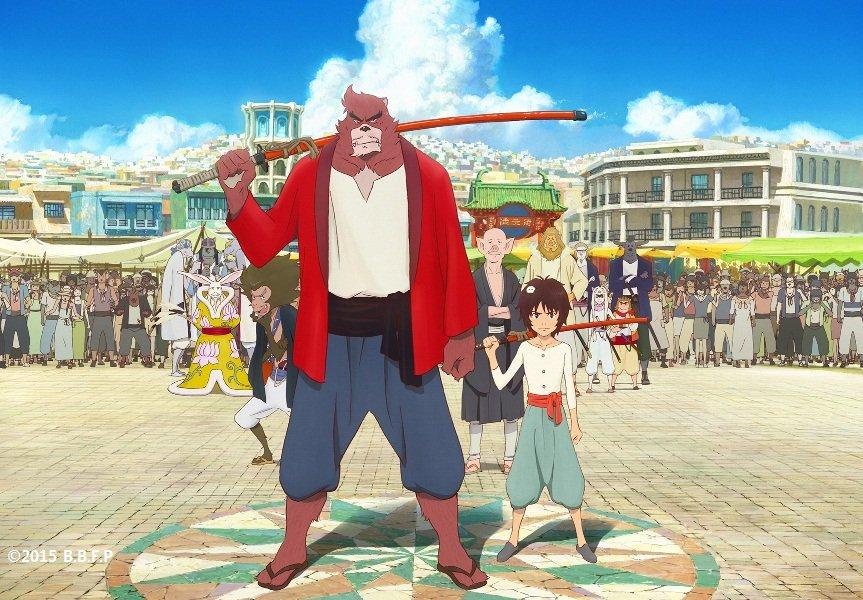 【重大発表】この夏、大ヒットアニメ映画「バケモノの子」を放送することになりましたーー❗テレビ初放送ですぅー📺とっても素敵