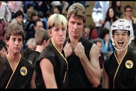 #SidneyCrosbyCheats didn't even flinch when Kreese told Johnny to sweep the leg https://t.co/LZUClIEpjT