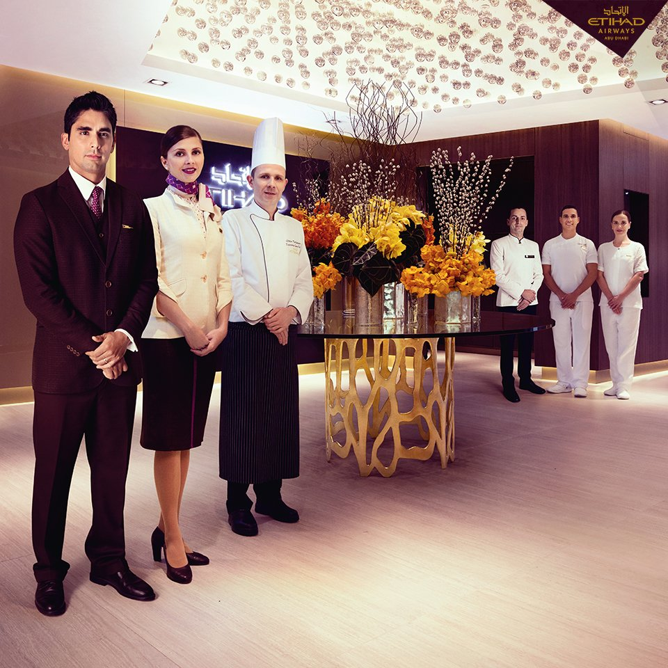 Our new First Class Lounge & Spa provides an experience on par with the best 5* hotels. More