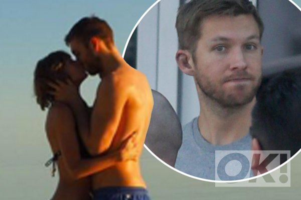 Calvin Harris looks miserable in first pics since Taylor Swift split news: