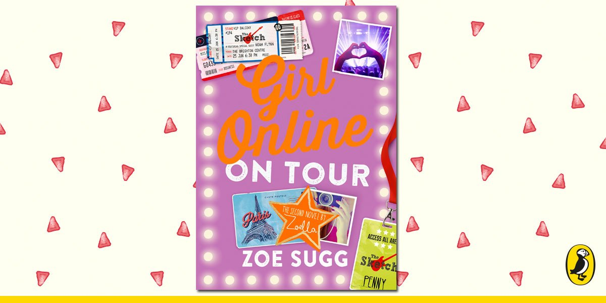 Our book of the day. Girl Online On Tour @Zoella #Squadgoals https://t.co/JJzjPpK9ML https://t.co/0dGpRfDqhB