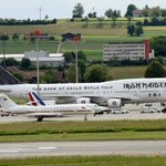 RT @AndrewBloch: Planes at Zurich Airport (left to right):   - Angela Merkel - François Hollande -  Iron Maiden https://t.co/1NO8Pbvige