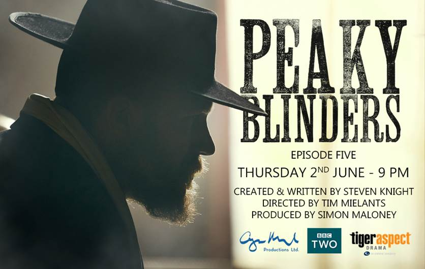 Guess. Who's. Back. #Thursday9pmBBC2 @ThePeakyBlinder https://t.co/8Q5Ikrwe5k