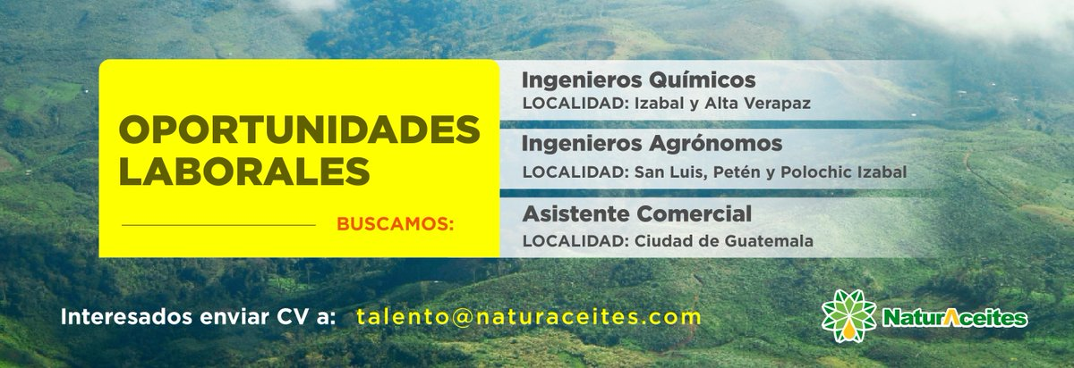 NaturAceites (@NaturAceitesGT)