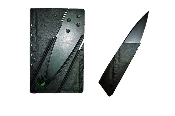 RT @catsa_gc: REMINDER: Don't bring credit card knives to the airport. For more information: