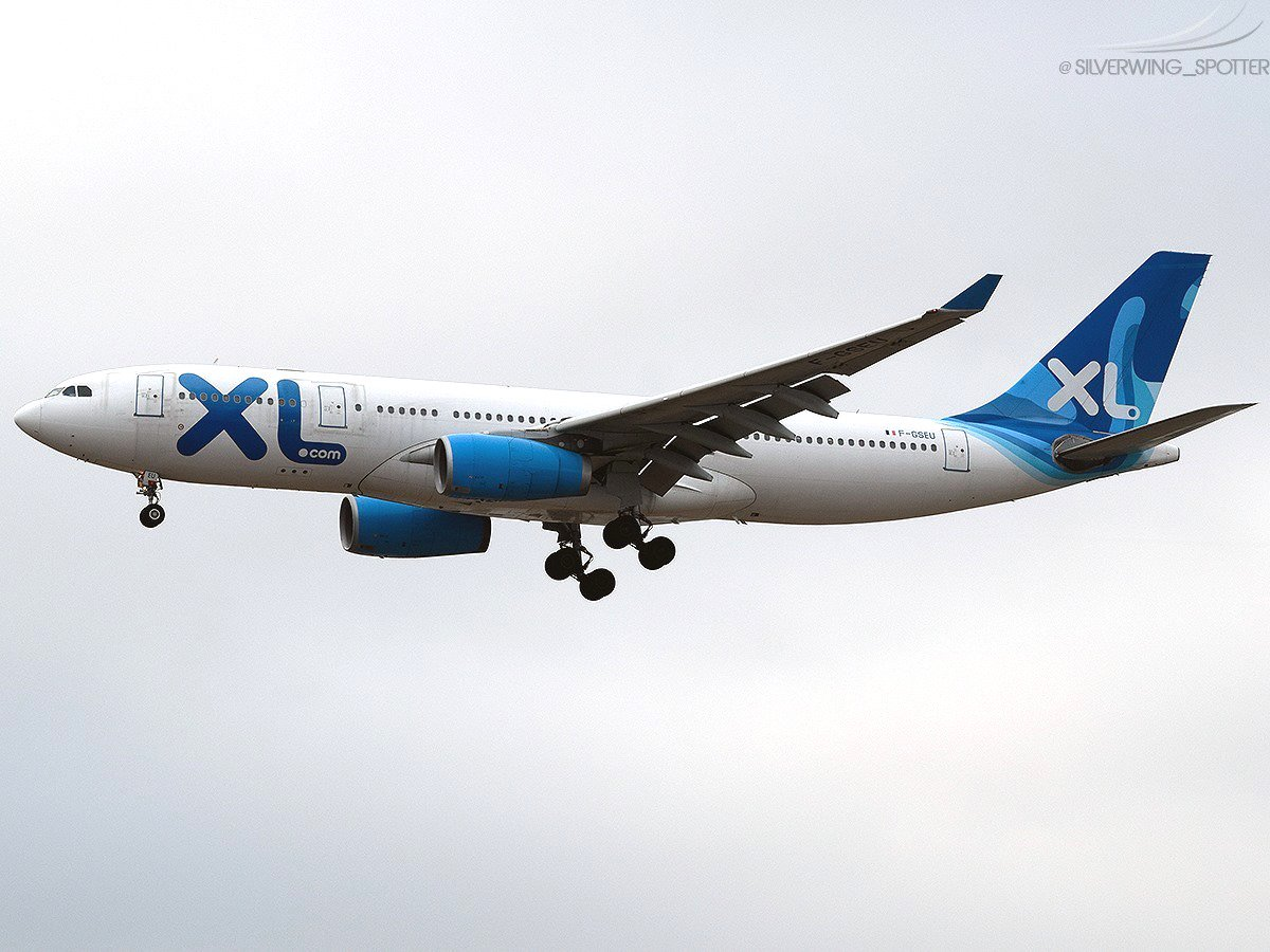 [PIC] @XLAIRWAYSFRANCE debuted at LAX w/ nonstop service to Paris! Airline operates at T2: