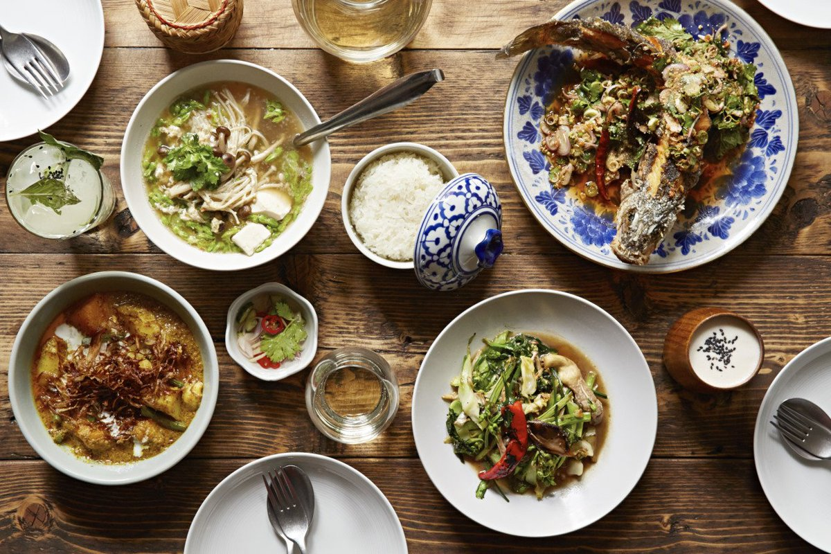 Som Saa London's best Thai restaurants