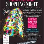 TOMORROWS fab #SHOPPING event! @DejaVuIpswich #DesignerBoutique #Ipswich https://t.co/oeN0p6A64T https://t.co/sUTbG57GDW