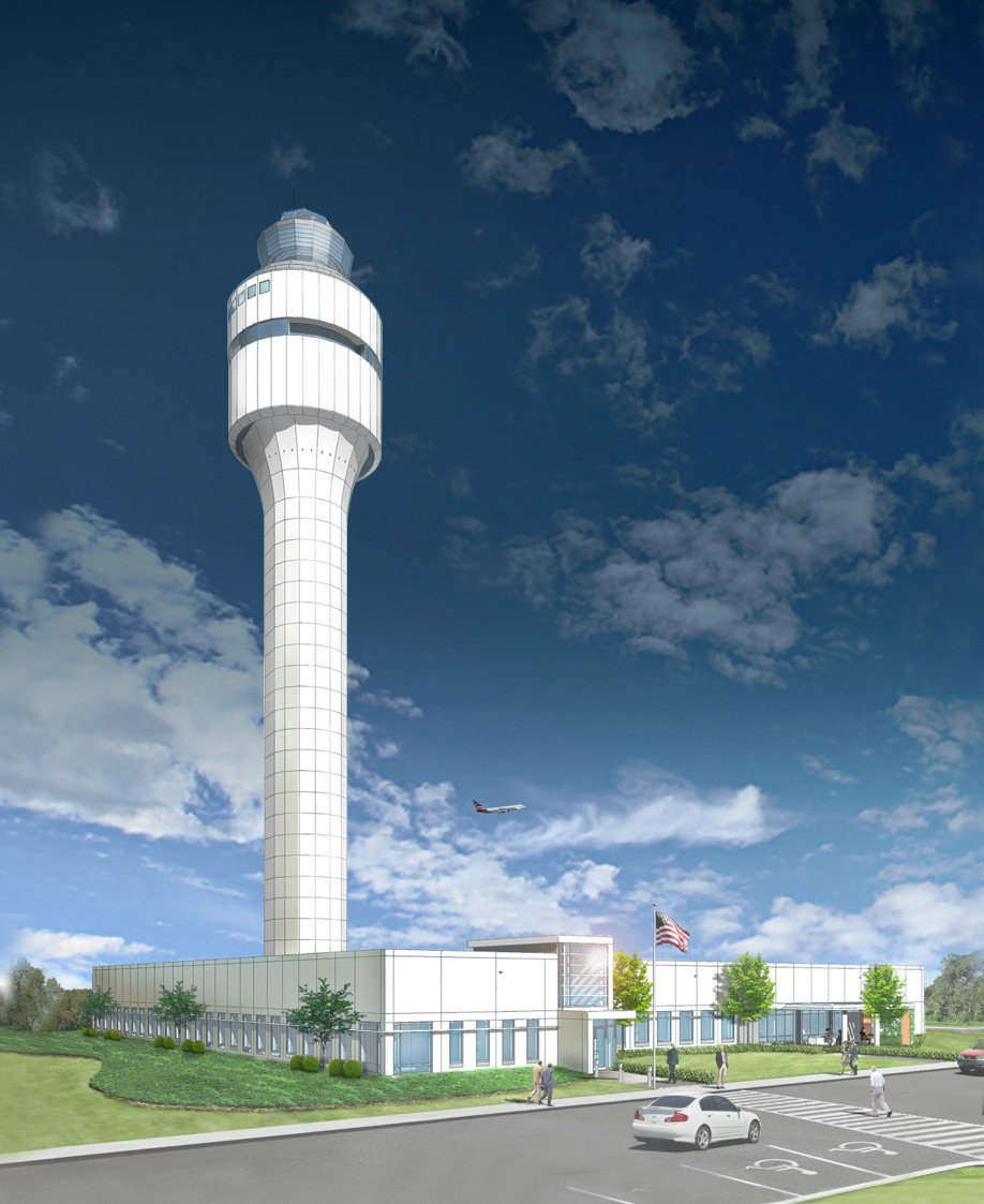 Groundbreaking for New Air Traffic Control Tower at Charlotte Douglas International Airport