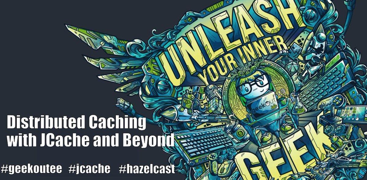 Working on my slides for @GeekOutEE #geekoutee #JCache #Hazelcast https://t.co/vMWeBJ2OmL https://t.co/pYrHoY6uBZ
