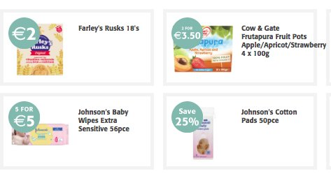 Make the best of this weeks baby deals! https://t.co/QTpeNIA1WG