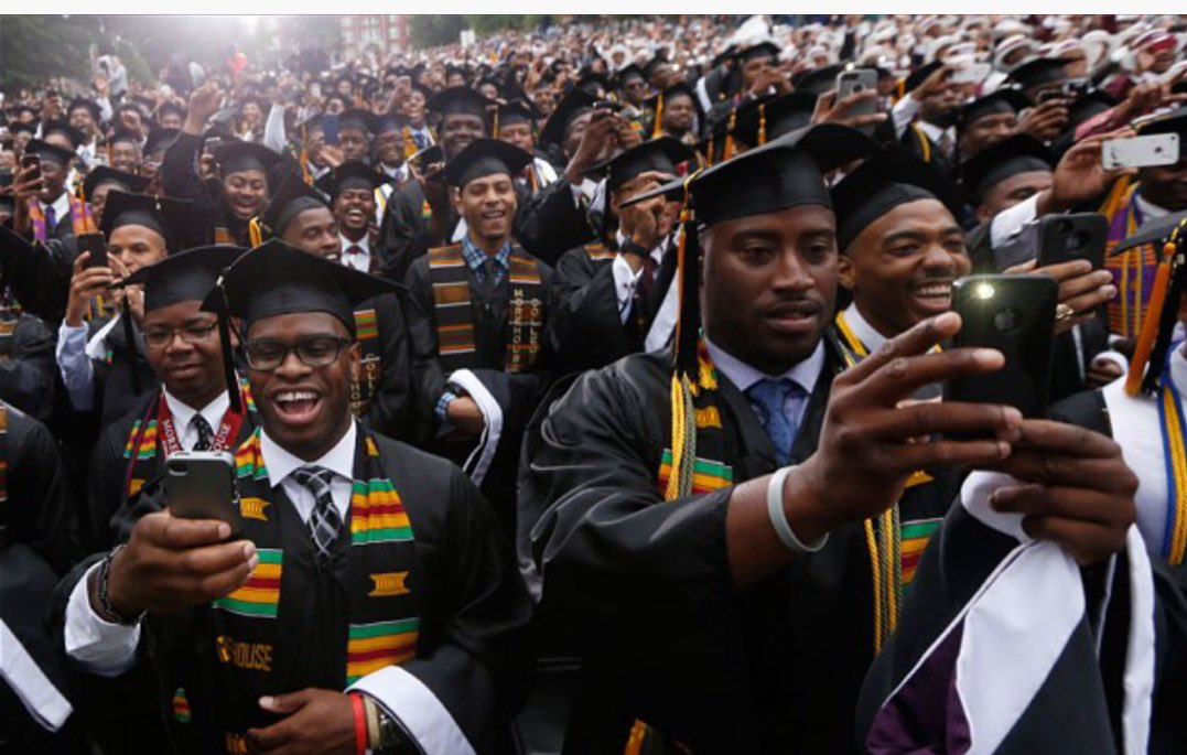 Africans have highest educational attainment of any immigrant group https://t.co/vTVO4eHbqz https://t.co/q7DtUagO4h