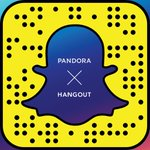 Current #FestFeels = snappin' fingers & snappin' pics! Follow #PandoraXHangout fun on Snapchat. Follow 'Pandora.' https://t.co/WjLLinR7g4
