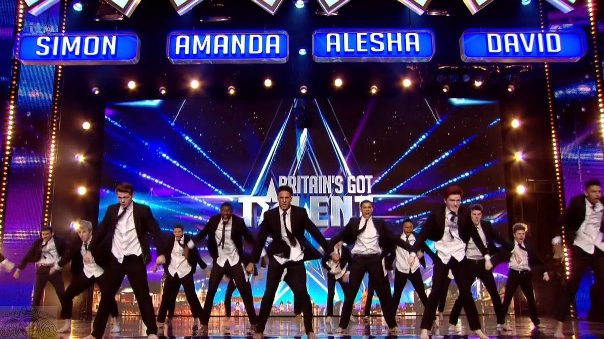 Congratulations to our very own Dance Company @khronos_agoria Bring on the Semi Finals of @BGT #BGT #BRITSchool https://t.co/Dof1Dm5RAG