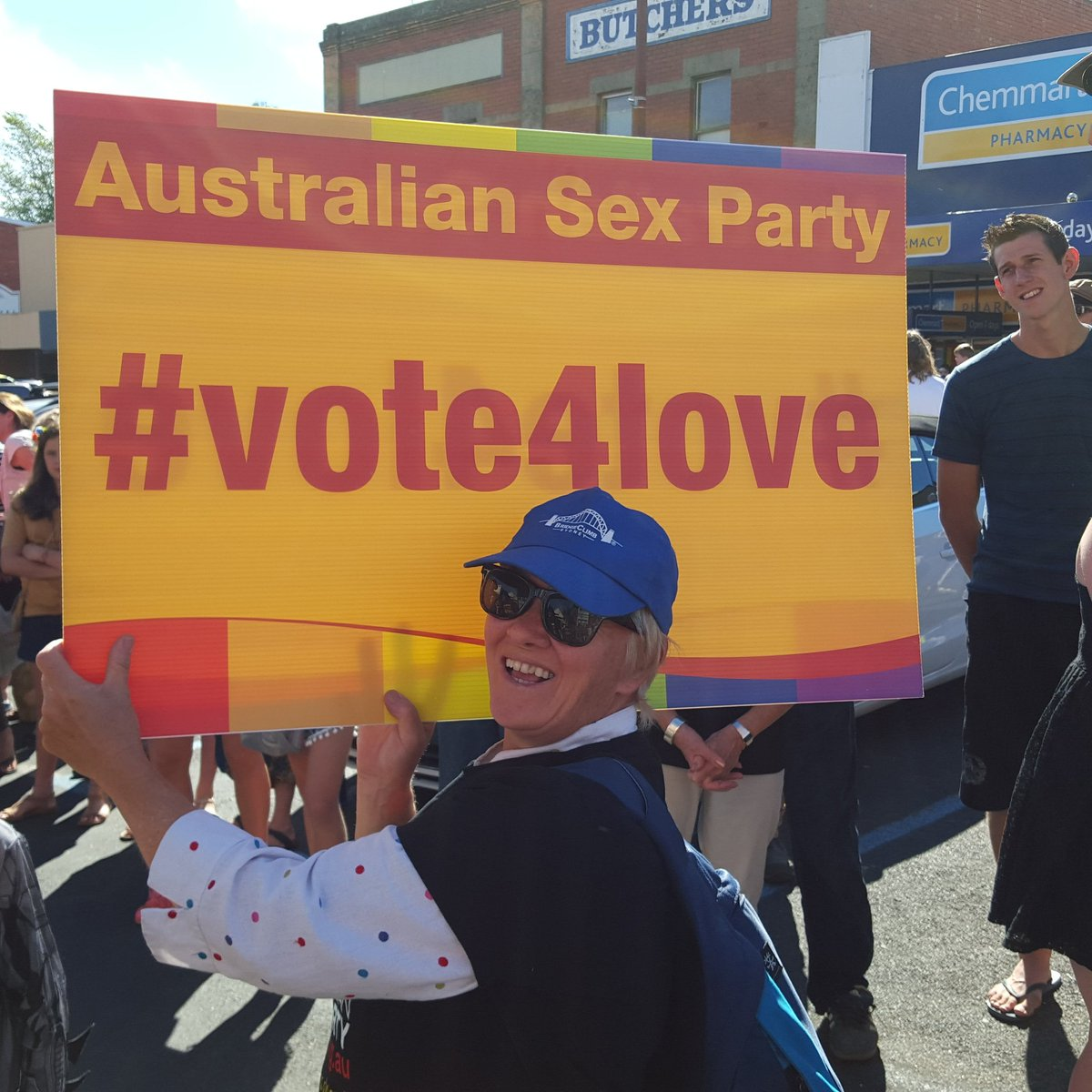 RT : Kudos the #CWA voting in support of #MarriageEquality. #auspol #ausvotes  #Election2016